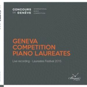 Geneva Competition Piano Laureates - Live Recording - Various Artists