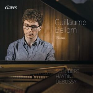 Schubert, Haydn, Debussy : Œuvres pour piano. Bellom.