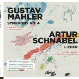 Mahler: Symphony No. 4 / Schnabel: Lieder - Graziella Contratto