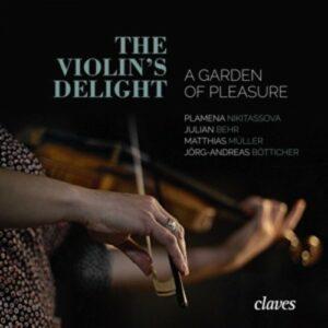 The Violin's Delight - Plamena Nikitassova
