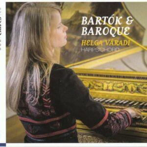Bartok & Baroque - Helga Varadi