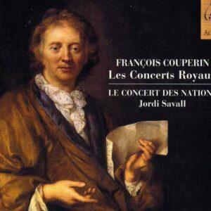 F. Couperin: Les Concerts Royaux - Le Concert Des Nations / Savall