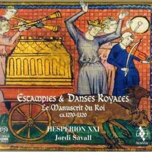 Estampies & Danses Royales - Hesperion XXI