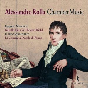 Alessandro Rolla: Chamber Music - Isabelle Faust