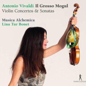Antonio Vivaldi: Il Grosso Mogul - Lina Tur Bonet