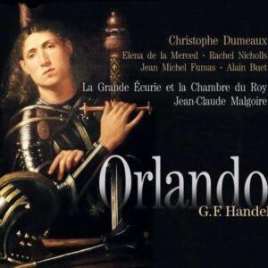 Handel: Orlando - Jean-Claude Malgoire