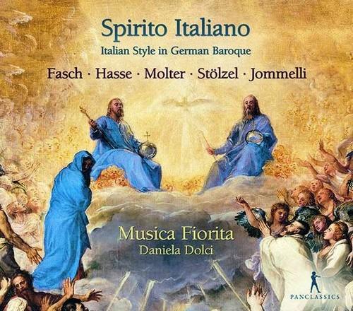 Spirito Italiano - Musica Fiorita