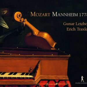 Mozart: Mannheim 1778 - Gunar Letzbor