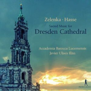 Sacred Music For Dresden Cathedral - Accademia Barocca Lucernensis