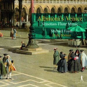 Albinoni's Venice - Michael Form