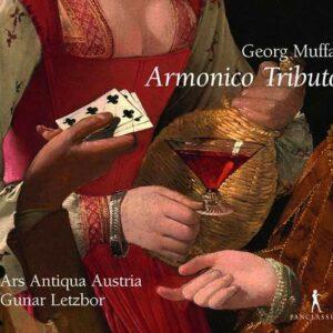 Georg Muffat: Armonico Tributo - Gunar Letzbor