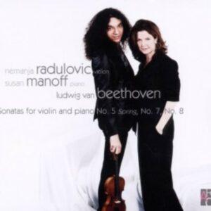 Ludwig Van Beethoven: Sonatas For Violin And Piano - Nemanja