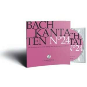 Bach: Kantaten Vol.24 - Choir & Orchestra Of The J.S. Bach-Stiftung