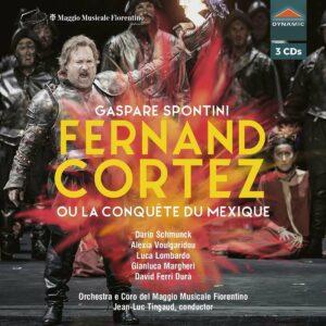 Gaspare Spontini: Fernand Cortez Ou La Conquete Du Mexique - Jean-Luc Tingaud