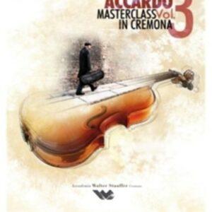 Salvatore Accardo Masterclass in Cremona Vol. 3