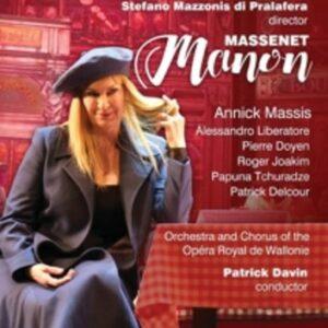 Massenet: Manon - Annick Massis