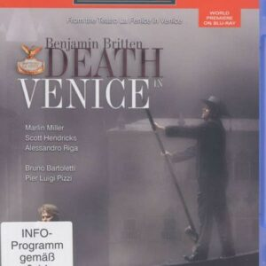 Benjamin Britten: Death In Venice