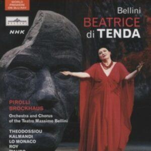 Vincenzo Bellini: Beatrice Di Tenda