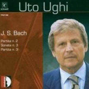 Bach: Sonata 3 / Partita 2 & 3 - Uto Ughi