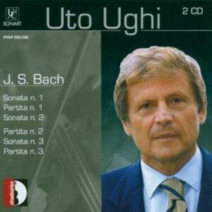 Bach: Sonata 1 & 2 & 3 / Partita 1 &2 &3 - Uto Ughi