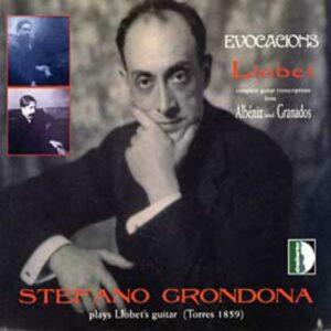 Llobet Evocacions, Transcriptions - Stefano Grondona