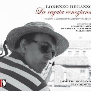 La Regata Veneziana - Lorenzo Regazzo
