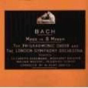 Bach: Messa In Si BWV 232 (1747) - Elisabeth Schumann