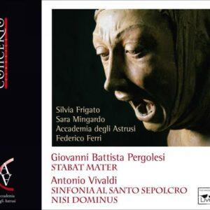 Pergolesi / Vivaldi: Stabat Mater - Silvia Frigato
