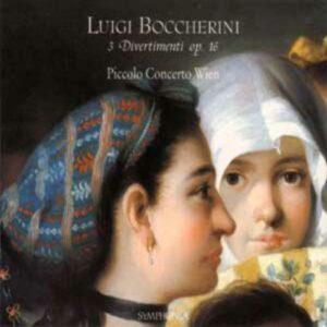 Luigi Boccherini: Tre Divertimenti Op.16 - Piccolo Concerto Wien