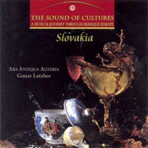 Sound Of Cultures Vol.I: Slovakia - Ars Antiqua Austria