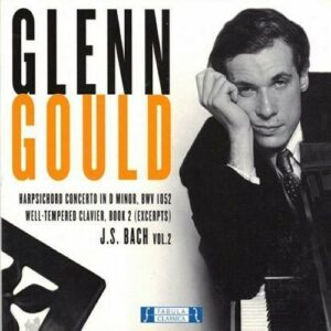 Gould Edition, vol. 2 : Bach