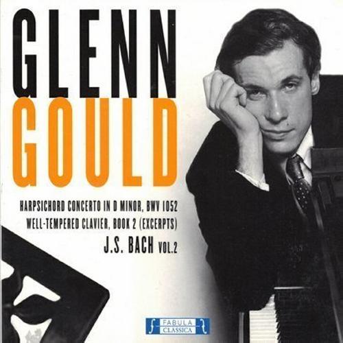 Gould Edition, vol. 2 : Bach