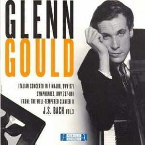 Gould Edition, vol. 3 : Bach