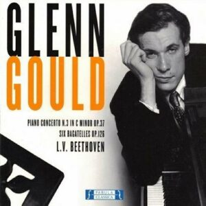Gould Edition, vol. 4 : Beethoven.