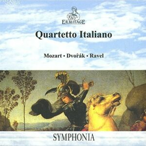 Mozart / Dvorak / Ravel - Quartetto Italiano