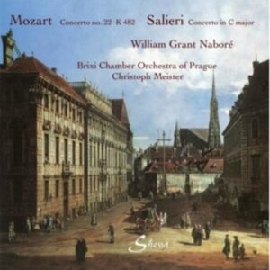 Mozart / Salieri: Concerts For Piano And Orchestra