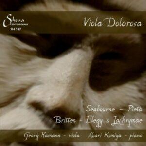 Britten / Seabourne: Viola Dolorosa - Hamann