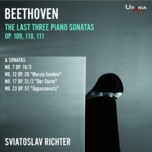 Beethoven : Sonates pour piano. Richter.