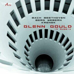 Glenn Gould en Russie : Bach, Beethoven, Berg, Webern, Krenek. Slovak.