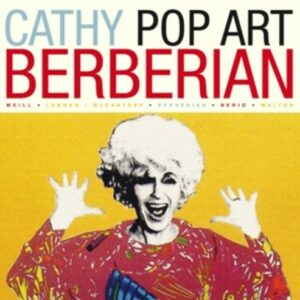 Pop Art - Cathy Berberian