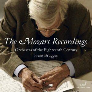 The Mozart Recordings - Brüggen