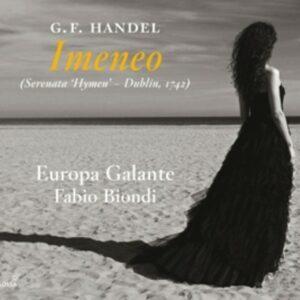George Frideric Handel: Imeneo