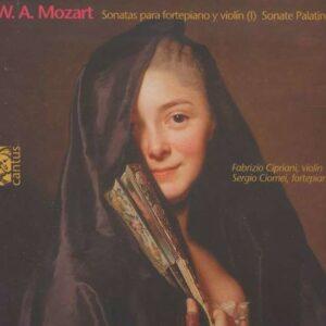 W.A. Mozart: Mozart: Violin Sonatas