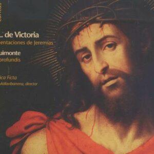 T.L. De Victoria: Victoria: Lamentationes De Jeremias