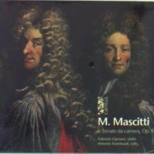 M. Mascitti: Mascitti: 6 Sonate Da Camera