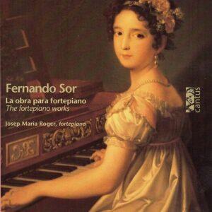 F. Sor: Sor: Obra Para Fortepiano