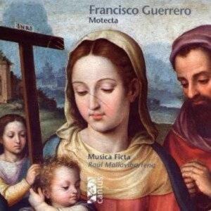 F. Guerrero: Guerrero: Motecta