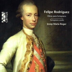 F. Rodriguez: Rodriguez: Obras Para Fortepiano