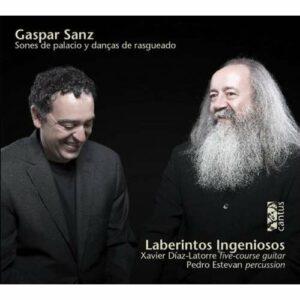 G. Sanz: Sanz: Sones De Palacio