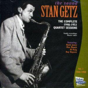 The Complete 1946-50 Quartet Sessions - Stan Getz